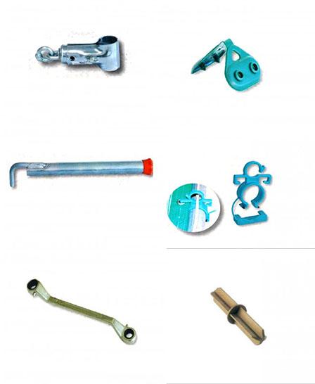 accesorii pentru schele